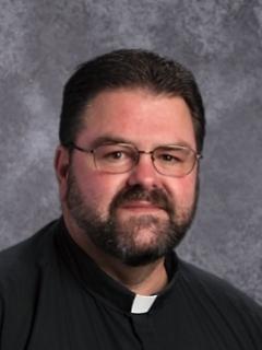 Fr. Mark Bachmeier Pastor