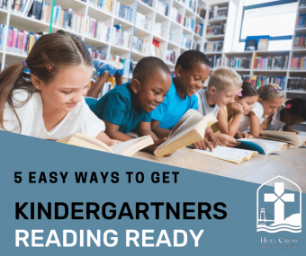 5 ways to get kindergartners reading ready