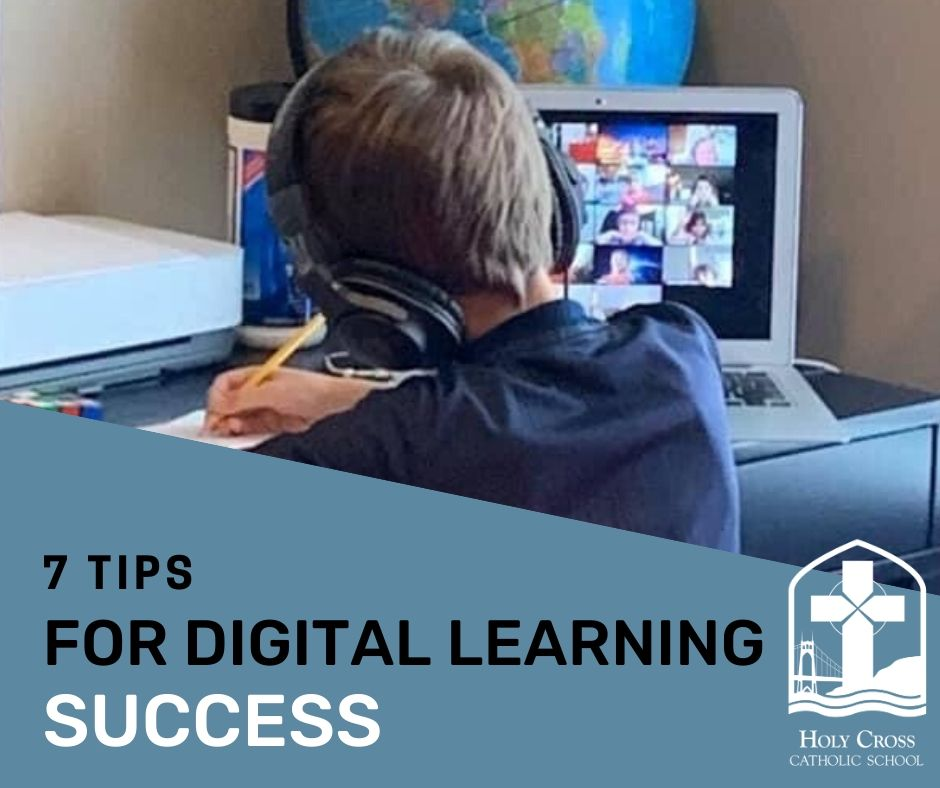 7 tips digital learning